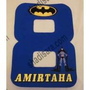 batman birthday age number