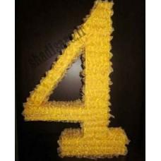 عدد سال تولد  مقوایی  باب اسفنجی