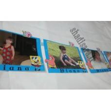 ریسه از عکسهای کودک باب اسفنجی