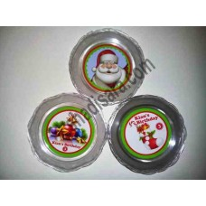 cake plate for christmas birthday  party decoration