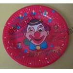 بشقاب کیک خوری تولد سیرک