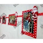 ریسه عکس کودک تم کریسمس