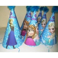birthday hat for  FROZEN birthday party