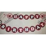 ریسه تولد مبارک کفشدوزک