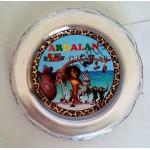 بشقاب کیک تم ماداگاسکار با طراحی شادی سرا