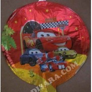 The cars  balloon