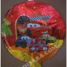 بالون سلفونی ماشین ها ( مک کوئین )