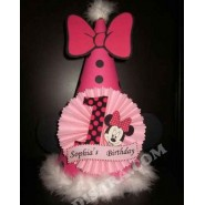 Minnie mouse  Design hat