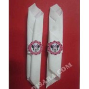 Minnie mouse  Napkin ring