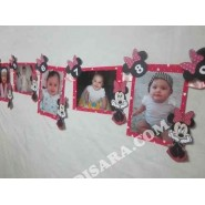 Minnie mouse Photo banner