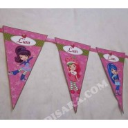 party happy birthday  banner