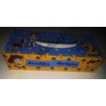جعبه دستمال کاغذی تم داستان اسباب بازی