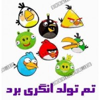 angry birds birthday theme