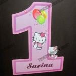 عدد چاپی تولد هلو کیتی