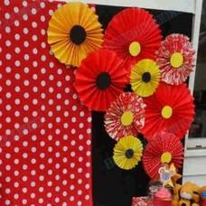 گل فرفره ای میکی موس